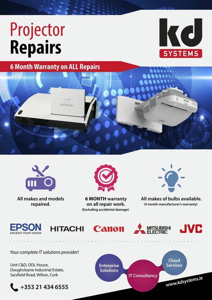 Projector Repairs